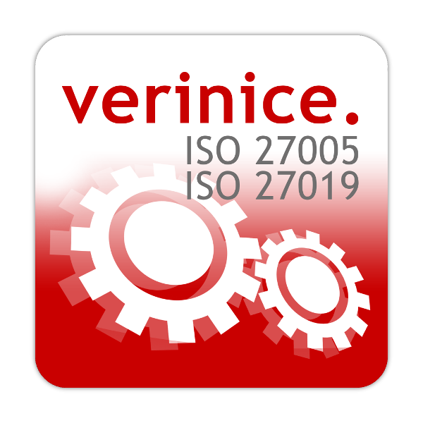 verinice Risikokatalog Plus (ISO 27001 / ISO 27019) - ISM Edition